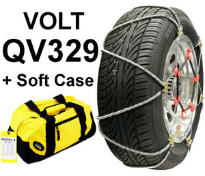 Volt Qv329 Cable Tire Snow Z Chains