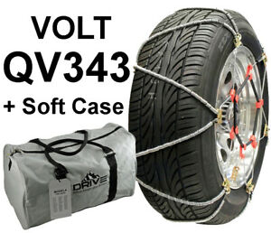 Volt Qv343 Cable Tire Snow Z Chains