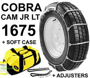 Cobra Lt 1675 Cable Tire Snow Chains
