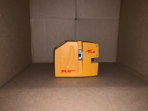 Pacific Laser Systems Pls 480 Red Laser Level Alignment System