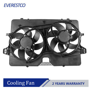 Radiator Cooling Fan Assembly For Ford Escape Mazda Tribute Mercury Mariner 3 0l