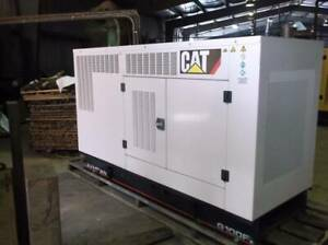 Cat Olympian 100 Kw Natural Gas Generator Set W 270 Hours 2003