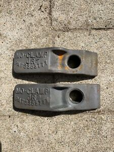 Mo Clamp 0300 Jr Body Pull Clamp Used