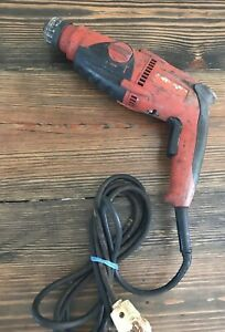 Hilti Te 2 Corded Rotary Hammer Drill Heavy Use But Works Great