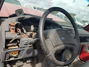 Ford F250 F350 Steering Column W Manual Transmission Floor Shift Non Airbag F150