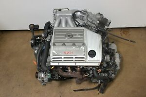 2001 2002 2003 Toyota Highlander 3 0l Awd Engine Jdm 1mz