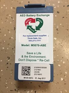 Philips Aed M5070a abe Battery For Onsite Or Frx Models 12 2022