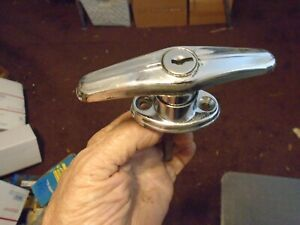 Chevy Tailgate T Handle Station Wagon Sedan Delivery 1955 1957 Chevy Pontiac