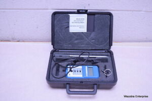 Tsi Incorporated Model 8330 Air Velocity Meter