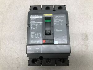 New No Box Square D Power Pact 30 Amp 3 Pole 600 Vac Breaker Hdl36030