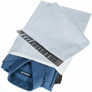 Poly Mailers Bags Self Sealing Plastic Mailing Envelopes Shipping All Sizes