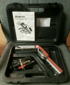 Snap On Timing Light Eetl500 In Case With Book