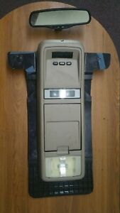 Ford Crown Victoria Upper Console And More