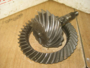 2 56 12 Bolt 9 3 Ring Pinion Posi Gear Full Size Car Olds 88 98 Electra 455