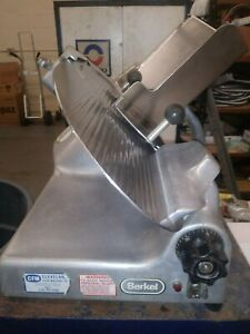 Electric Berkel Deli Slicer