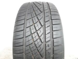 Single New 225 45zr17 Continental Extremecontact Act Dws06 91w Dot 0119