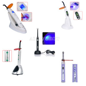 Dental Cordless Led Curing Light Lamp Woodpecker Style 5 Models