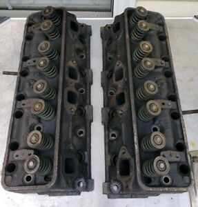 Ford Y Block Cylinder Heads 292 312