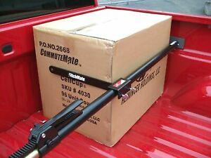 Pickup Cargo Stabilizer Bar Truck Bed Grocery Storage Box Car Trunk Tool Auto Rv
