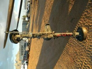 Toyota Tundra V8 4 7l Acc Cab Rear Differential Axle Carrier Complete no Abs