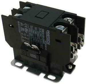 1 Pole Contactor Relay 24v Coil Rheem Ruud Weather King Hvac Part 42 25101 01