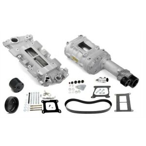 Weiand 7740 1 Pro street Supercharger Kit Chevy Small Block Sbc 305 350 400