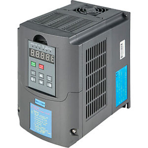 Variable Frequency Drive 0 75kw 380v Vfd Driver Capability Vsd 1hp 20a 3 Phase