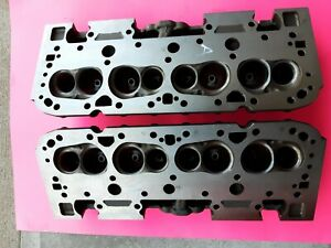 World Products I 037 Ported 2 080 1 6 Cyl Heads Used Sbc This Is 2 Heads A Set