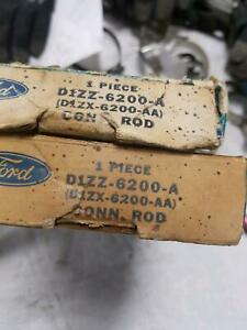 Boss 351 Connecting Rod Boxes Original Ford