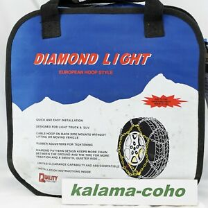 Diamond Light 2327lw Tire Snow Chains