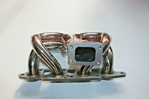 Turbo Manifold For 00 04 Focus escape Zetec T25 Flange Exhaust Turbo Charger
