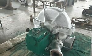 Steam Turbine 25 Kw High Back pressure Steam Turbine Generator