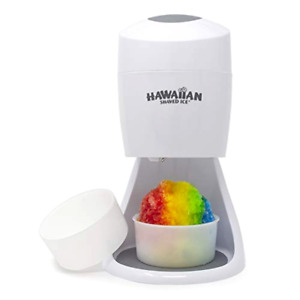 Electric Shaved Ice Machine Hawaiian Shaved Ice Snow Cone Shaver Easy Clean New