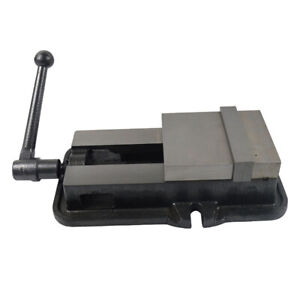 4 Inch Milling Machine Vise Without Base High Precision Manipulative Device Tool
