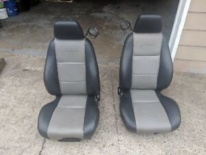 1999 04 Ford Mustang Roush Seats Svt Gt Mach One
