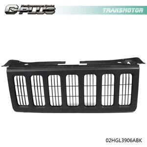 Front Grille Black For Jeep Commander 2006 2007 2008 2009 2010 4 door Ch1200303