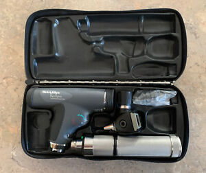 Welch Allyn Diagnostic Set 118 Series Panoptic Ophthalmoscope And Otoscope