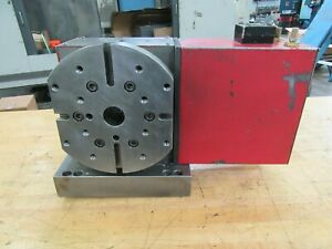 Haas Hrt a6 Brush Drive Rotary Table For Sale
