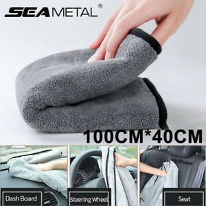 Large Size Car Cleaning Towel Washing Cloth Super Absorbent Dry Microfiber Towel