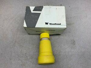 New In Box Woodhead Connector 1301470105