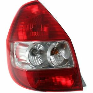 Fits For Honda Fit 2007 2008 Rear Tail Light Lamp Left Driver