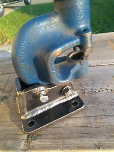 Bench Mount Base For Roper Whitney No 20 Punch Metal Fabrication Tools