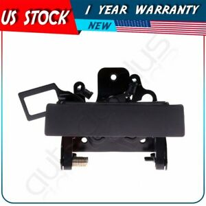 Tailgate Rear Latch Door Handle Assembly For 07 14 Chevy Silverado Gmc Sierra