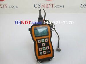 Ge Inspection Dm5e Dl Dual Multi Ultrasonic Thickness Gauge Ndt Flaw