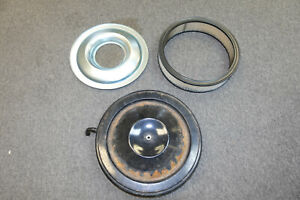 Mopar 1968 69 340 383 And 440 4 barrel Air Cleaner Lid