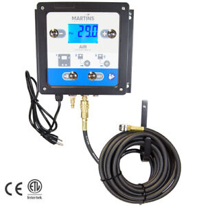 Automatic Digital Tire Inflator Deflator Heavy Duty Industrial With Air Hose