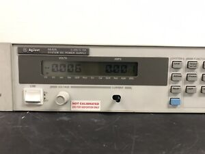 Agilent 6642a System Dc Power Supply