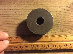 Vintage Metal Wheel Cog Wind Up Salvaged Industrial Piece