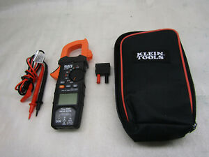 Klein Cl700 600 Amp Ac True Rms Auto ranging Digital Clamp Meter 15