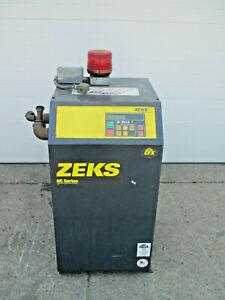 Zeks Nc Series 125ncea10p 120v 125 Scfm Non cycling Refrigerated Air Dryer Used